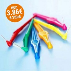 TePe Angle Interdental Brush - 10 Pack (60 Brushes)