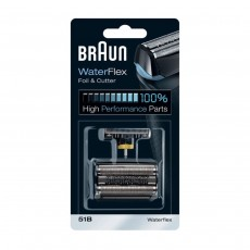 Braun Shaver Replacement Part 51B, Compatible with WaterFlex Shavers