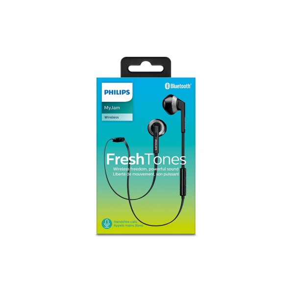 c28fb68d000 ... Philips SHB5250WT Wireless Bluetooth Earphones with Microphone - White  ...