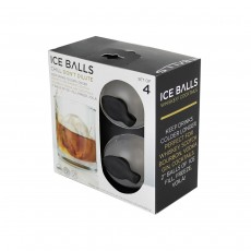 Prepara Deluxe Ice Balls - Box of 4
