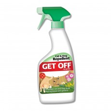 Get off Dog and Cat Repellent Spray, 500 ml