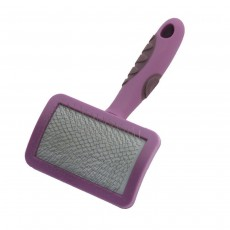 Soft Protection Salon Slicker Brush - Small