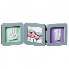 Baby Art My Baby Touch Two Print Frame
