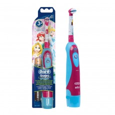 Oral-B Stages Power Battery Princess Electric Children's Toothbrush