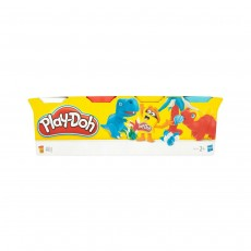 Play-Doh 4 Tub Classic Assorted Colors Set
