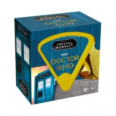 Winning Moves Doctor Who Trivial Pursuit Game