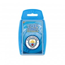 Top Trumps Manchester City FC '18-19 Playing Card Game