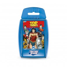 Top Trumps Justice League Card Game