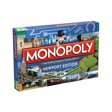 Winning Moves Newport Monopoly Board Game
